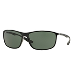 RB4231-601/71  - Black w/Grey Green lens
