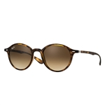 RB4237-710/85  - Havana w/Brown Gradient Dark Brown lens
