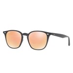 RB4258F-62307J  - Shiny Opal Grey w/Orange Flash Orange lens