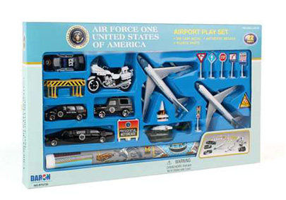 RT5732 - Air Force One Large Playset