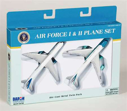 RT5733 - Air Force One/air Force 2 - 2 Plane Set