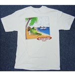 SHIRT-GATOR, Airport Pilot Shop<BR>Gator Shirt, Airport Pilot Shop