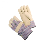 Grain Leather Winter Work Glove 100 Gram Thinsulate Lining - Choose sizes SM-XL