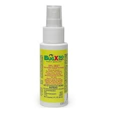 Coretex Bug X 12650 Insect Repellent, 2-Ounce Spray Bottle  30% DEET