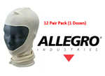 Allegro Industries 1410-12 Spray Head Socks, One Size - 1 Dozen Pack