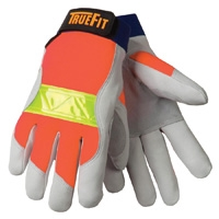 1486 Thinsulate Lined Work Glove Hi-Vis