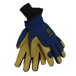1590 Top Grain Pigskin Spandex 100gram Thinsulate Lined Glove