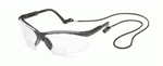 16MC Scorpion Bifocal Eyewear W/Clear Lens
