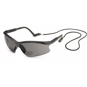16MG Scorpion Bifocal Eyewear W/Gray Lens