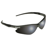 Jackson 22475 Nemesis 3020121 Safety Glasses Black Frame Smoke Lens Anti Fog