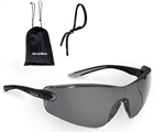 Bolle Cobra #40038 With Smoke Gray Anti-Fog Lens