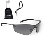 Bolle Silium #40074 With Smoke Gray Anti-Fog Lens