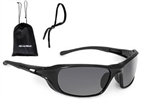 Bolle Shadow #40060 With Smoke Gray Anti-Fog Lens