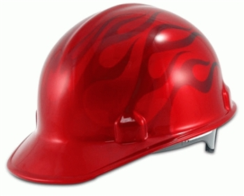 3022143 Inferno Hard Hat With Ratchet Suspension