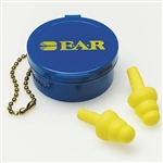 3M 340-4001 EAR Ultrafit NRR 25 Ear Plugs In Carry Case - 12 Pair Pack