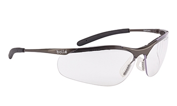 Bolle Contour 40049 Metal Frame With Clear Lens