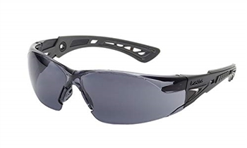 Bolle Rush+ 40208 Black With Gray Lens