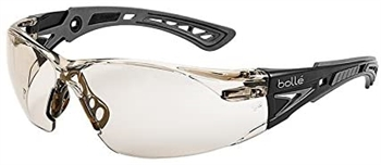 Bolle Rush+ 40209 Black With Clear Lens