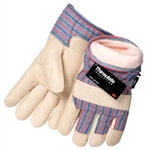 Thinsulate Grain Leather Work Glove W/100gram Thinsulate Lining