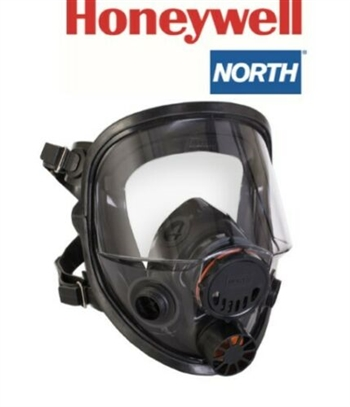 North Honeywell 7600-8A Full Face Respirator