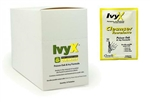 Coretex IvyX 84640 Cleanser Towelette, 25/box, Poison Ivy, Oak, Sumac, Towelette