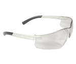 Radians AT1-10 Rad-Atac Safety Glasses With Clear Lens