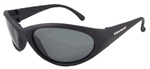 CB01POID Radians Cobalt Safety Glasses Gray Polarized