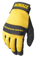 DPG20 DeWalt All Pupose Synthetic Leather Work Glove
