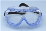 Elvex GG25CAFBL Legionnaire Blue Impact and Splash Goggles
