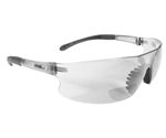 Radians Rad-Sequel RSx Bifocal Safety Glasses with Clear Lens