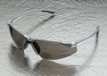 RX200G Elvex Gray Lens Bi-Focal Safety Glasses