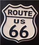 Rt 66 Shield Magnet (All 8 States)