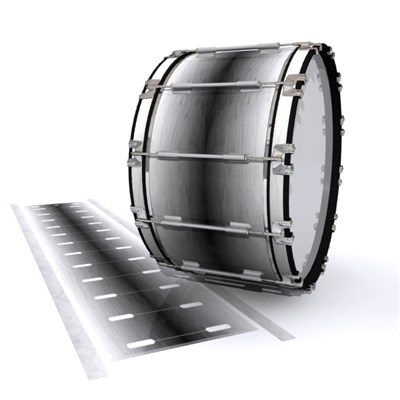 Dynasty 1st Generation Bass Drum Slip - Arctic Night Fade (Neutral)
