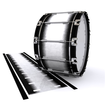Dynasty 1st Generation Bass Drum Slip - Black Magic Fade (Neutral)