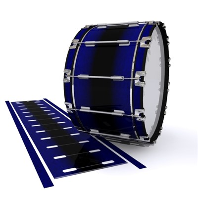 Dynasty 1st Generation Bass Drum Slip - Deep Dark Sea (Blue)