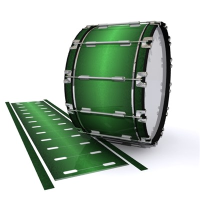 Dynasty 1st Generation Bass Drum Slip - Forever Everglade (Green)