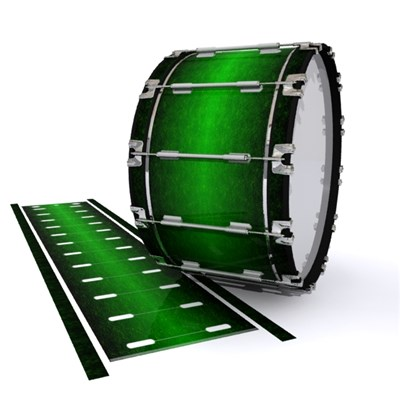 Dynasty 1st Generation Bass Drum Slip - Gametime Green (Green)