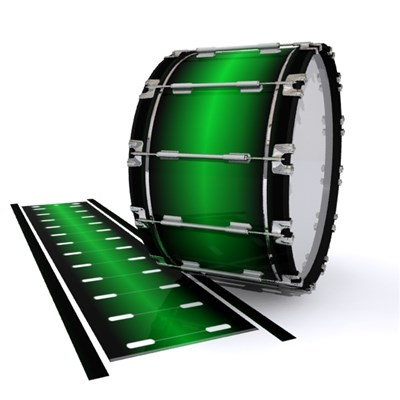 Dynasty 1st Generation Bass Drum Slip - Green Machine (Green)