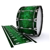 Dynasty 1st Generation Bass Drum Slip - Hulk Green (Green)