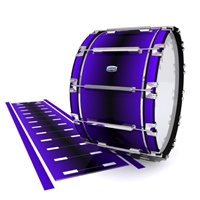 Dynasty Custom Elite Bass Drum Slip - Antimatter (Purple)