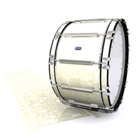 Dynasty Custom Elite Bass Drum Slip - Antique Atlantic Pearl (Neutral)