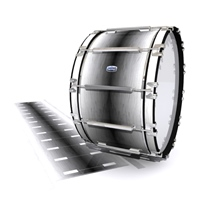 Dynasty Custom Elite Bass Drum Slip - Arctic Night Fade (Neutral)