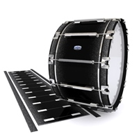 Dynasty Custom Elite Bass Drum Slip - Asphalt (Neutral)