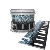 Dynasty DFX 1st Gen. Snare Drum Slip  - Blue Ridge Graphite (Neutral)