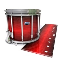 Dynasty Custom Elite Snare Drum Slip - Active Red (Red)