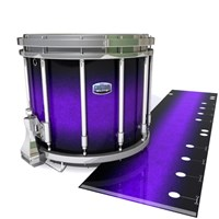 Dynasty Custom Elite Snare Drum Slip - Amethyst Haze (Purple)