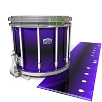 Dynasty Custom Elite Snare Drum Slip - Antimatter (Purple)
