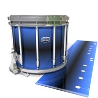 Dynasty Custom Elite Snare Drum Slip - Azzurro (Blue)