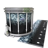 Dynasty Custom Elite Snare Drum Slip - Blue Ridge Graphite (Neutral)