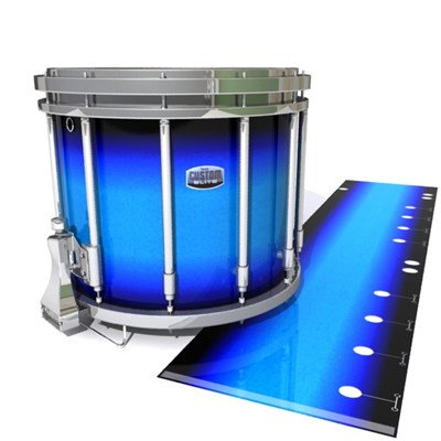 Dynasty Custom Elite Snare Drum Slip - Bluez (Blue)